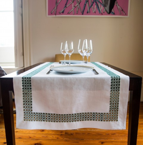 Table Runner - Ref. TR01 - Campo